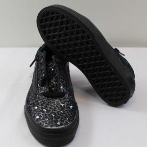 b0062ec5b87 Vans Shoes -  838 Vans KIDS METALLIC LEOPARD OLD SKOOL ZIP